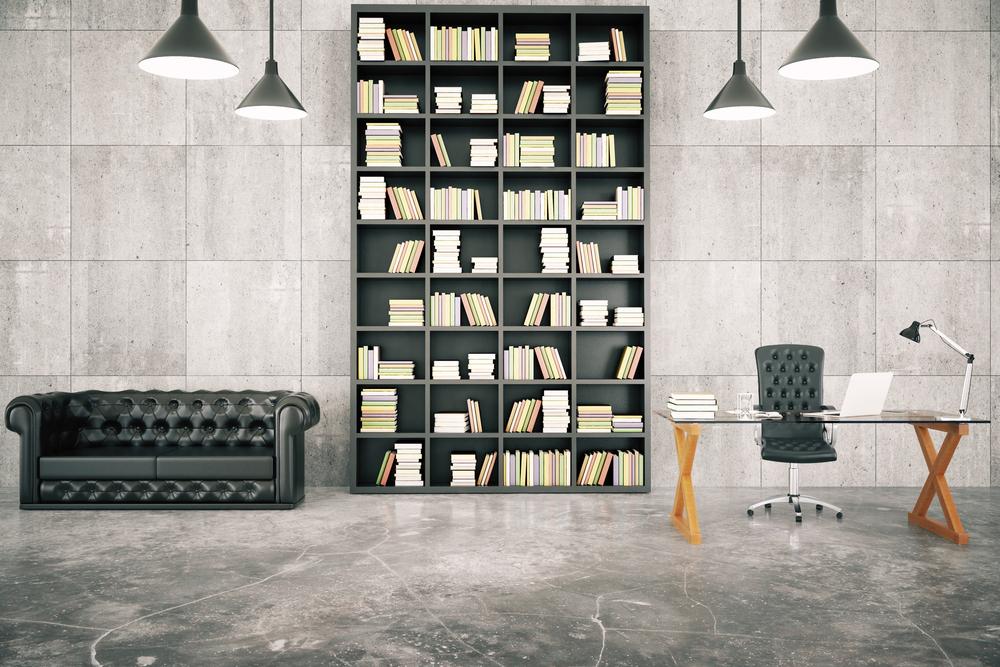 biblioteczka do gabinetu