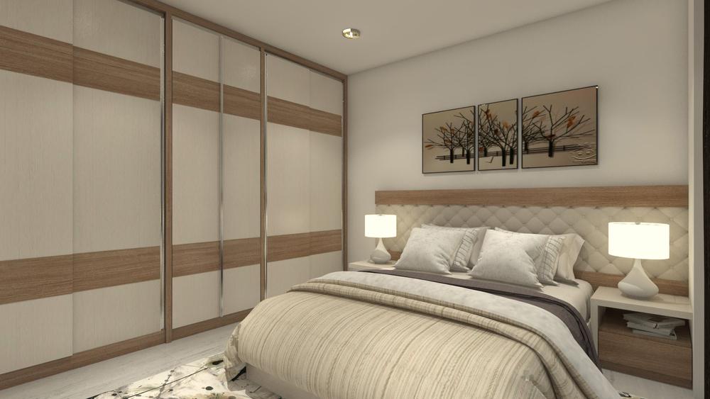 szafa zabudowana do sypialni