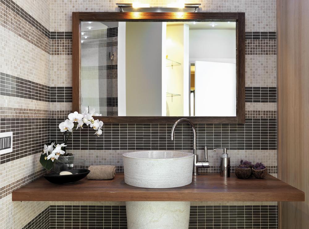 lustro podświetlane do łazienki