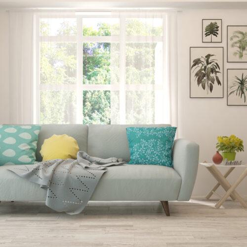 sofa do salonu
