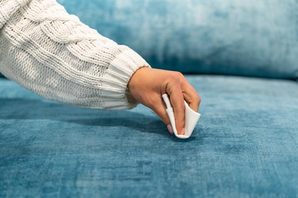 czyszczenie tapicerki